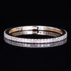 | REF : WB7003 | 0.40 DIAMOND BAND