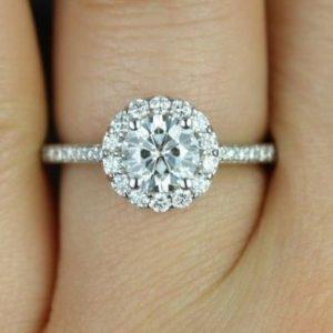 | REF : HA3012 | 1.54ct Diamond Ring