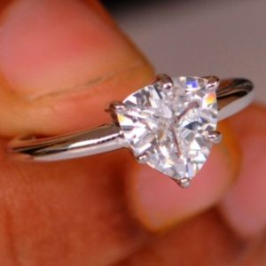 Solitaire Diamond Engagement Ring by Craig Marks Diamonds