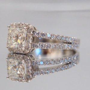| REF : HA3013 | 2.45ct Diamond Ring