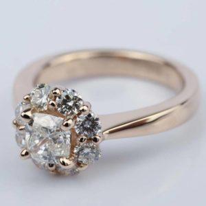 | REF : HA3046 | Diamond Ring