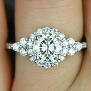 | REF : HA3004 | 1.92ct Diamond Ring