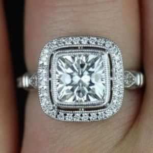  REF : HA3024   Diamond Ring