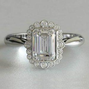 | REF : HA3029 | Diamond Ring