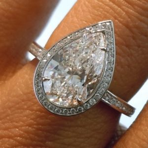   REF : HA3031   Diamond Ring
