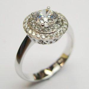   REF : HA3035   Diamond Ring