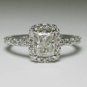   REF : HA3037   Diamond Ring