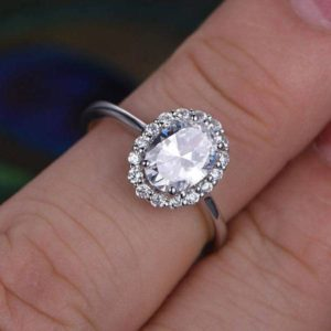 | REF : HA3064 | Diamond Ring