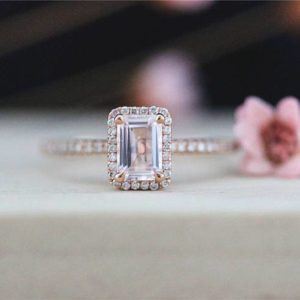| REF : HA3066 | Diamond Ring