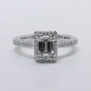 | REF : HA3070 | Diamond Ring