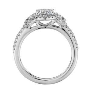 | REF : HA3071 | Diamond Ring