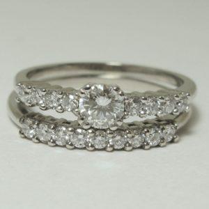 | REF : BR100 | Diamond Ring