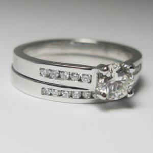 | REF : BR102 | Diamond Ring
