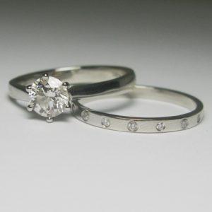 | REF : BR104 | Diamond Ring