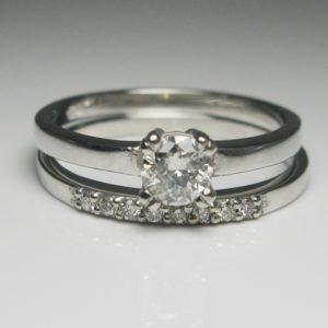 | REF : BR105 | Diamond Ring