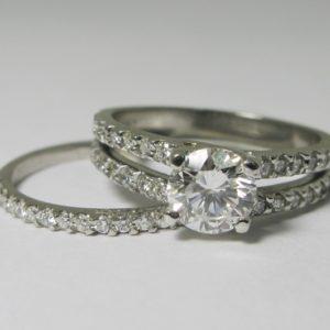 | REF : BR106 | Diamond Ring