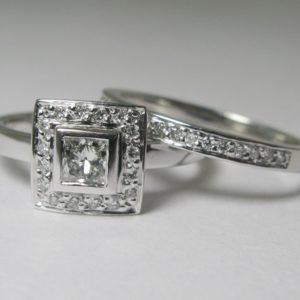 | REF : BR107 | Diamond Ring