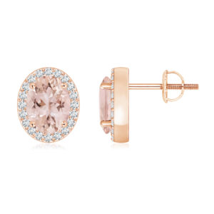 Diamond  and Morganite Engagement Rings and Jewellery by Craig Marks Diamonds