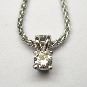 Diamond Pendant by Craig Marks Diamonds