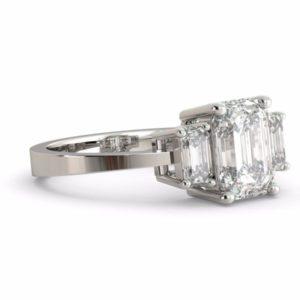 Trilogy Diamond Engagement Rings by Craig Marks Diamonds