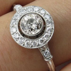| REF : HA3001 | 1.40ct Diamond Ring
